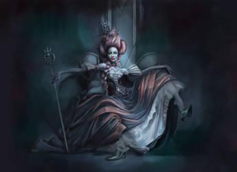 Queen Of Hearts by CarolineVos