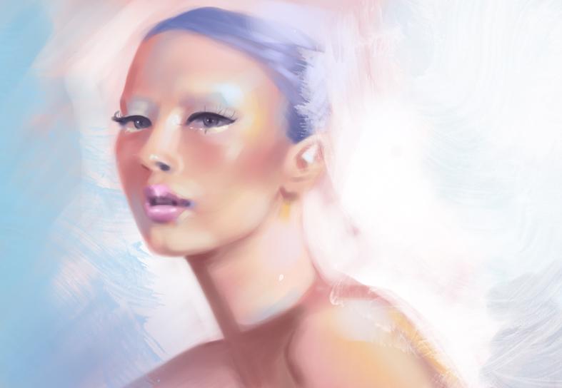 Colour Study Warm Soft Light by CarolineVos