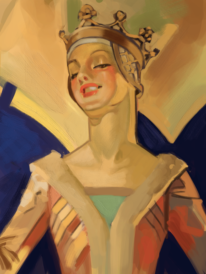 Leyendecker Study by CarolineVos