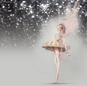 Magic And Sparkle Fairy