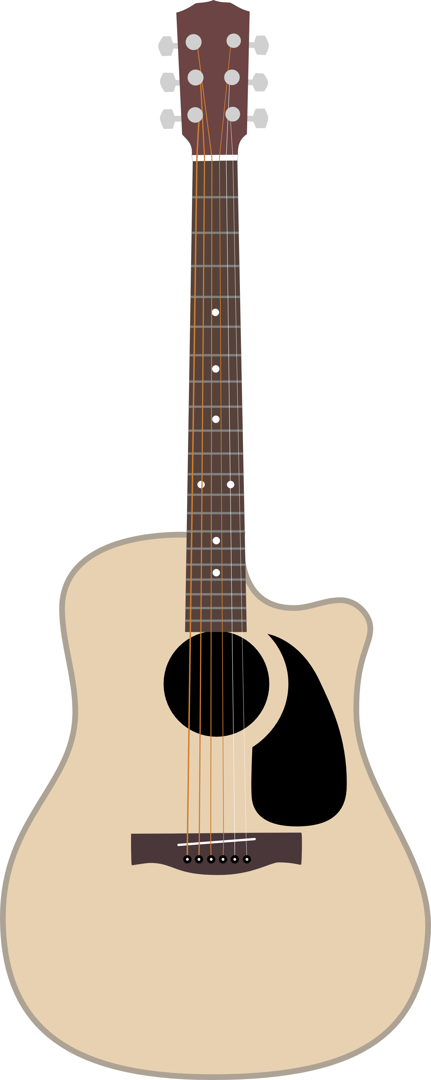 fender cd 100ce acoustic guitar by shimmerscroll on deviantart scroll vector female scroll vector free