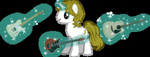 Brian May Pony