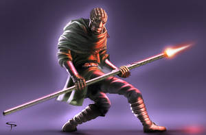 Nikto Warrior by Jorrigun