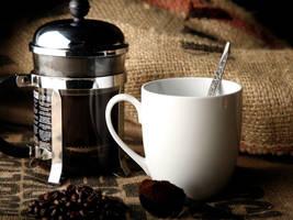 Coffee Still Life 01 by MandMphotography