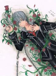 Zero 'Cursed Roses' by rhayenvy