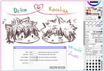 Paint Tool Sai : Pencil Brush by Natchan23522