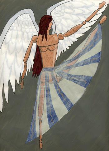 Stiff Wings by wuukiee