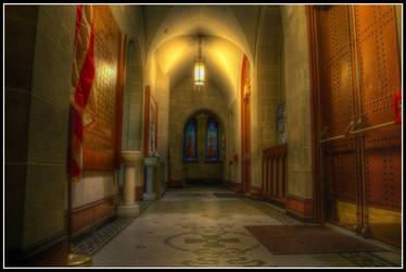 Church Interior by Apache1322