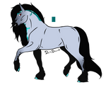Phantom x Chisai ~ Foal Design by Takai-Yubikiri