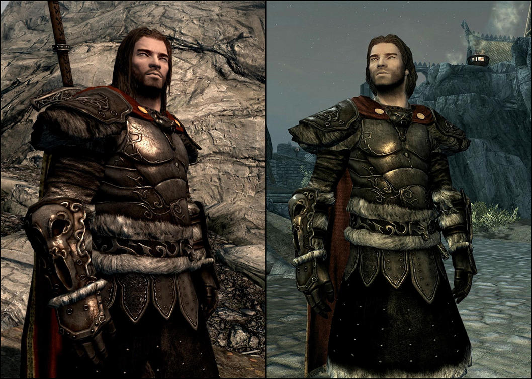 The gallery for --> Skyrim Vilkas And Farkas