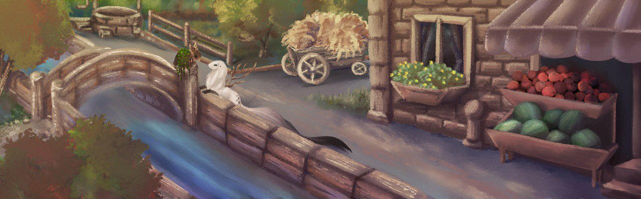 villagebanner by Wandering-Esk