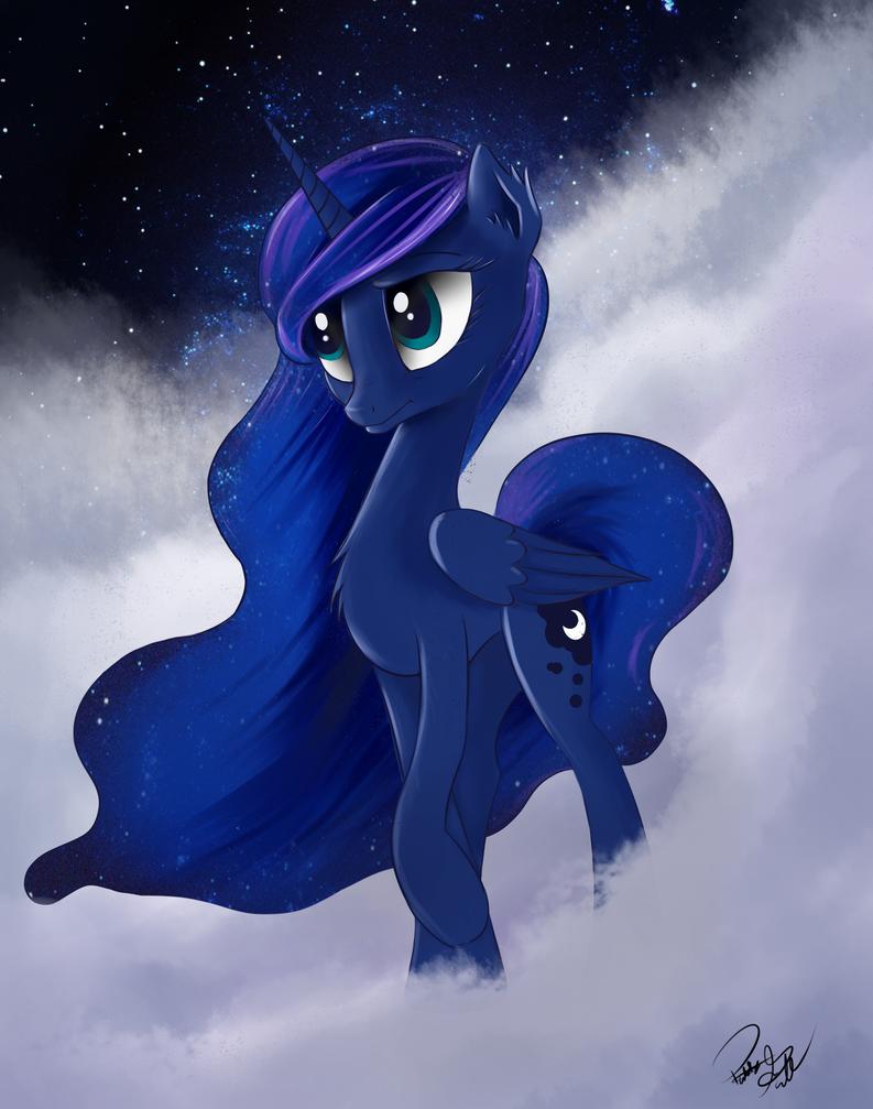 Princess of the Night by Pajaga