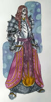 [da:o sketchbook] Cassius Cousland