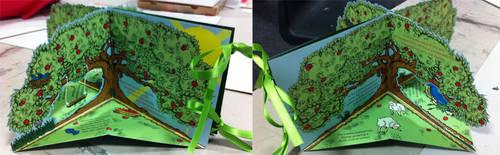 Tree book - Summer