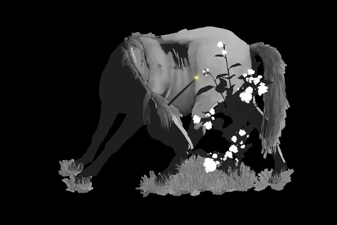 Flowering Unicorn WIP