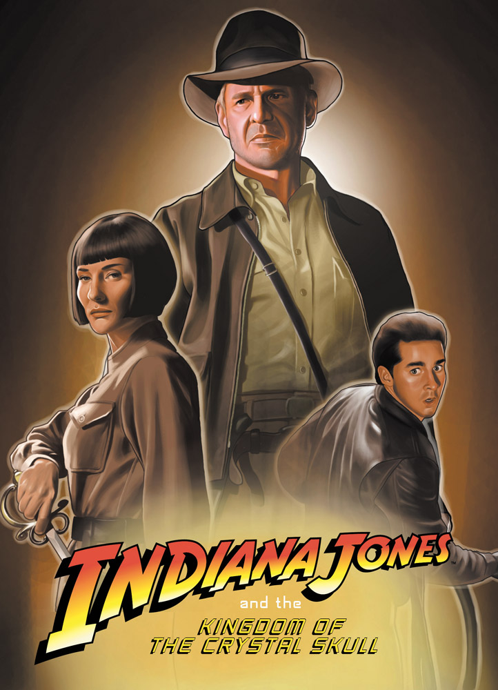 Indiana jones 4 sucks