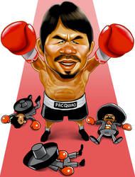 Manny boxer by chngch