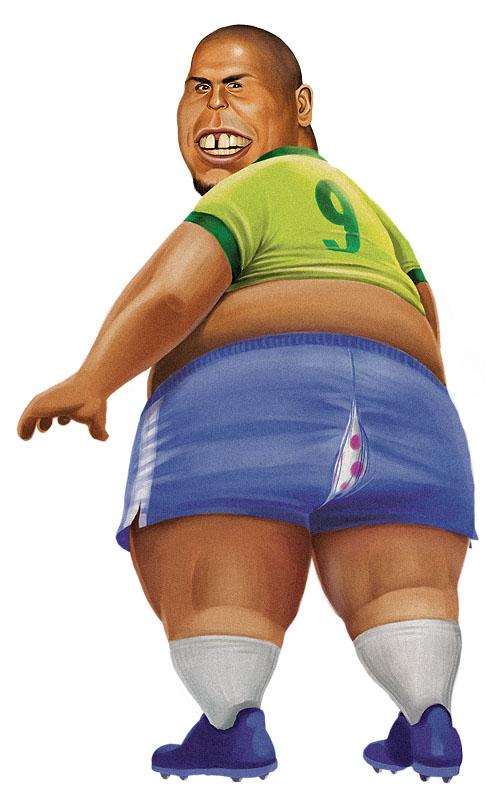 Fatass Ronaldo By Chngch On Deviantart