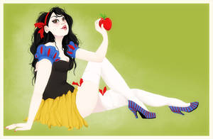 Snow White Re-do by michA-sAmA