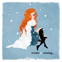 Sansa Stark by michA-sAmA