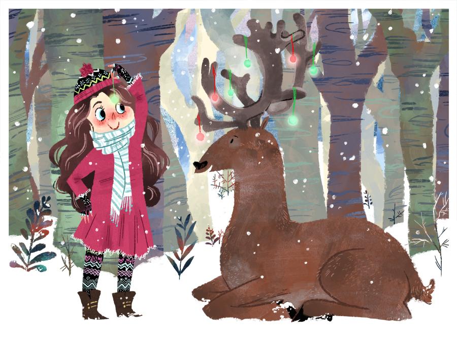 Holiday Card 2013! by michA-sAmA