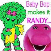 Baby Bop by lostinmymind101