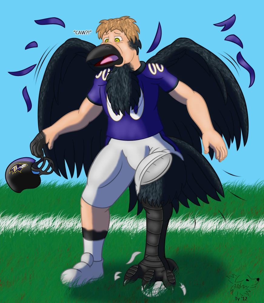 NFL Mascot Transformations By Pheagle-Adler On DeviantArt