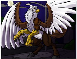 Night of the Hippogriff - 10/10 by Pheagle-Adler