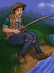 Gone Fishing - 1/3
