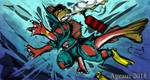 Scuba Fiasco by Pheagle-Adler