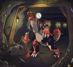Mining Accident by Ferret-Badger - 3/5