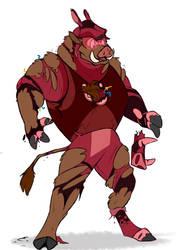 Warthog Power!