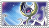 Pokemon Moon Legendary Stamp by Monster-House-Fan92