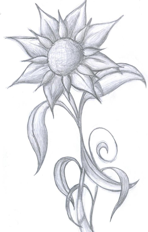 A Flower by Ragmon