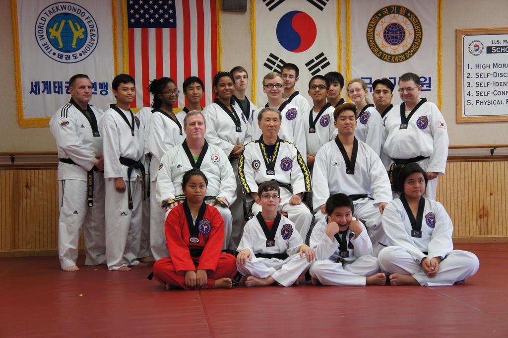 Oct-2014 black belt  test pic 13 by kefkaRaiders