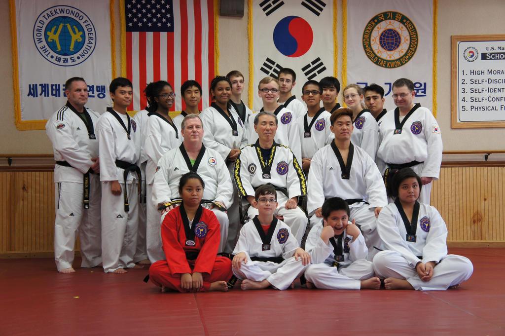 Oct-2014 black belt  test pic 14 by kefkaRaiders