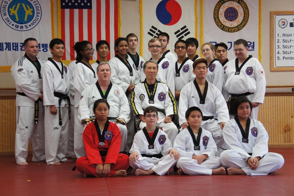Oct-2014 black belt  test pic 15 by kefkaRaiders