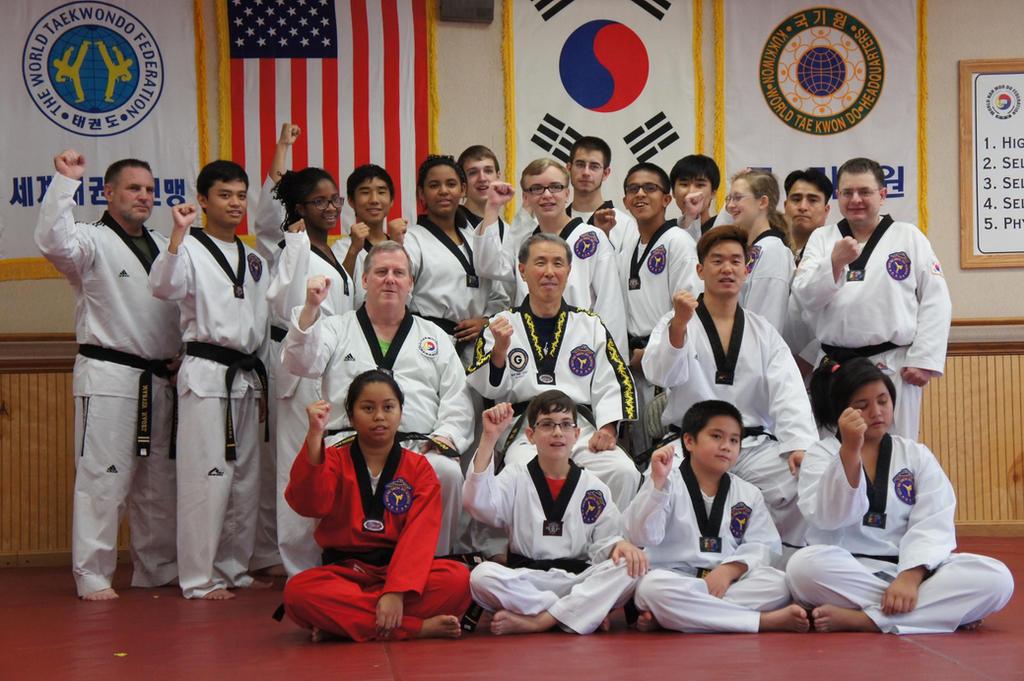 Oct-2014 black belt  test pic 16 by kefkaRaiders