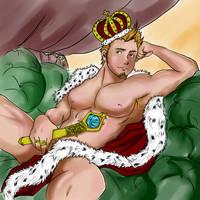 Prince charming by Wolfenizex