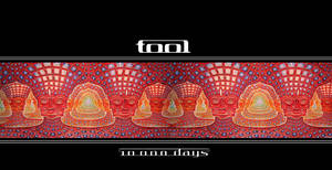 Tool Wallpaper - 10,000 Days by MA5TER051
