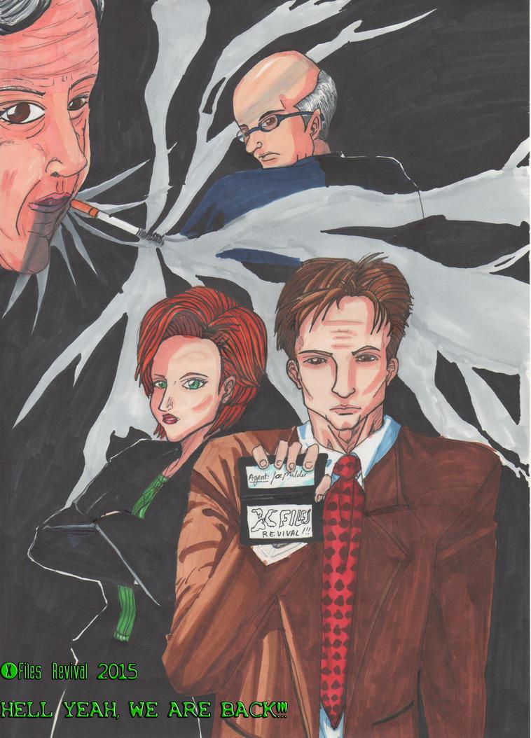 X-Files Revival by Reika2
