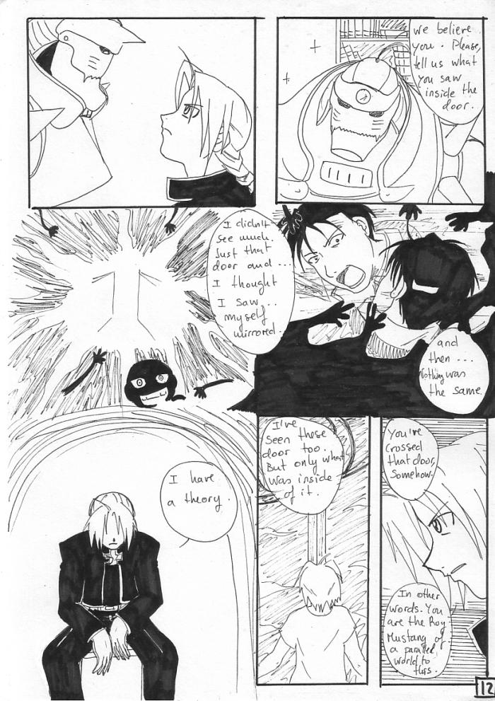 Meeting my Other Life2-Page12 by Reika2