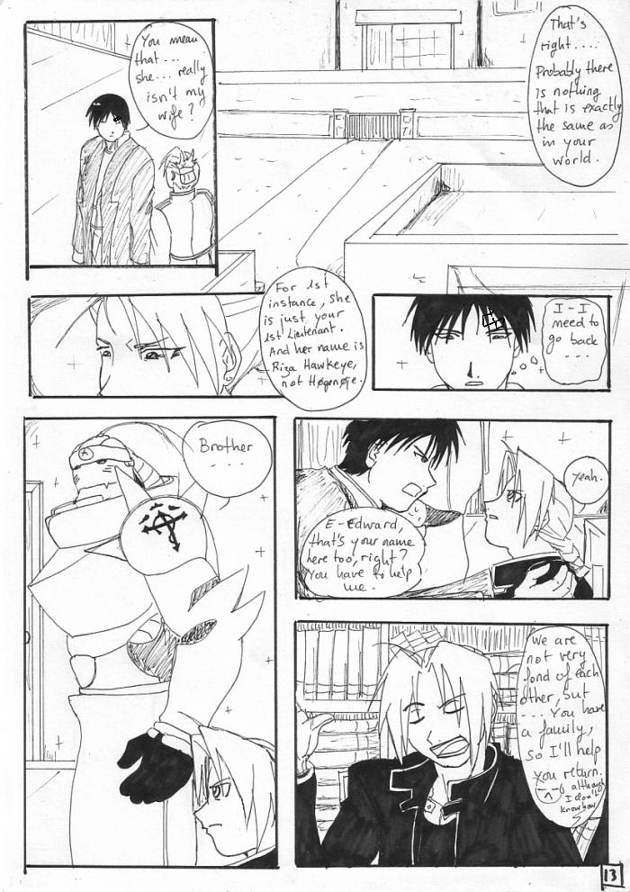 Meeting my Other Life2-Page13 by Reika2