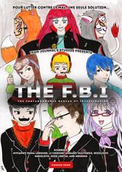The FBI _ Team Journal by Miyakun6