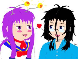 Lovers by Miyakun6