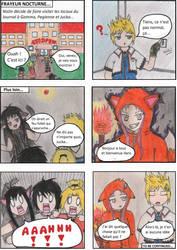 Les Chroniques de la Team Journal 4 by Miyakun6