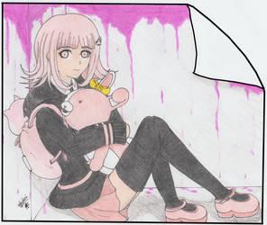 Chiaki Nanami by Miyakun6