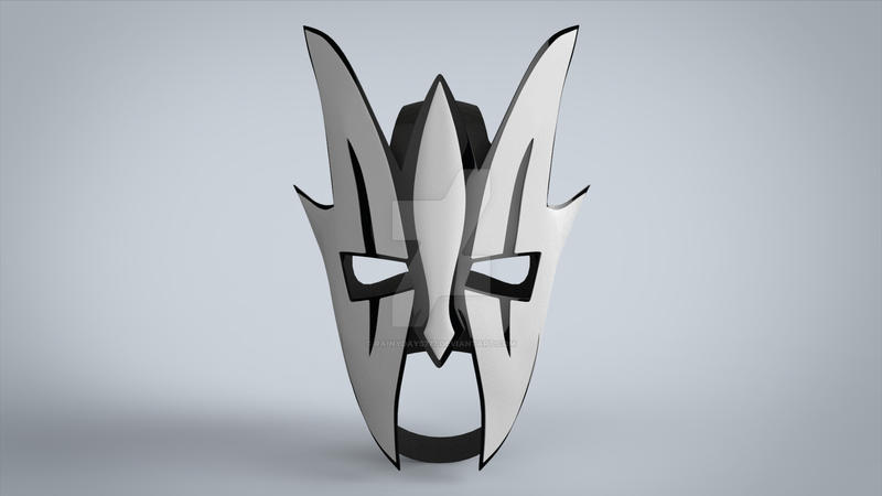 TNA Willow The Wisp Mask by Jeff Hardy Willow The Wisp Wallpaper