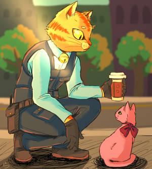 My Hero Academia: Officer Tamakawa