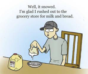 Snow Day by MatthewLaipple